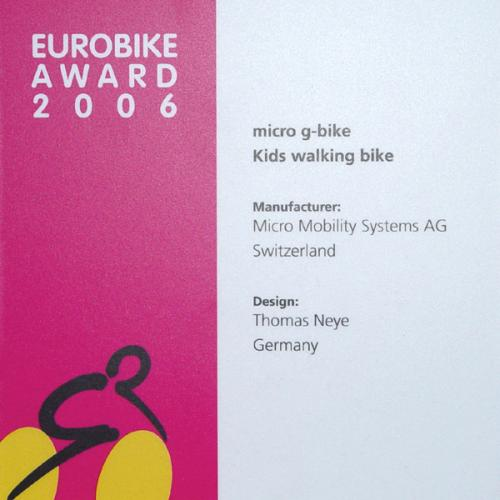 0410 0eurobike award