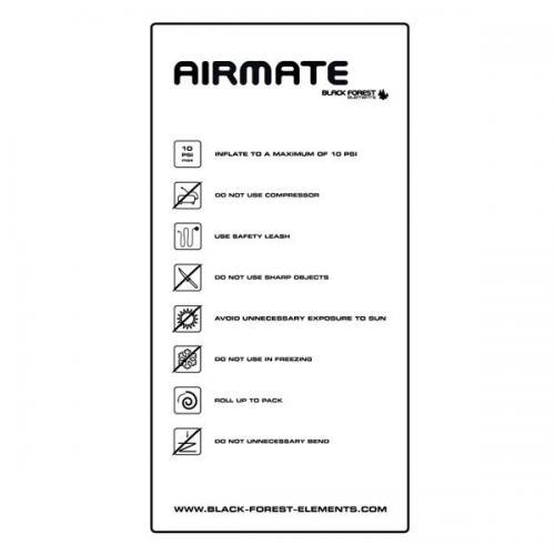 0880 airmate bag piktogramme